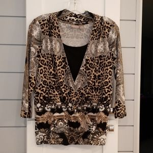 Chico's top Size 0